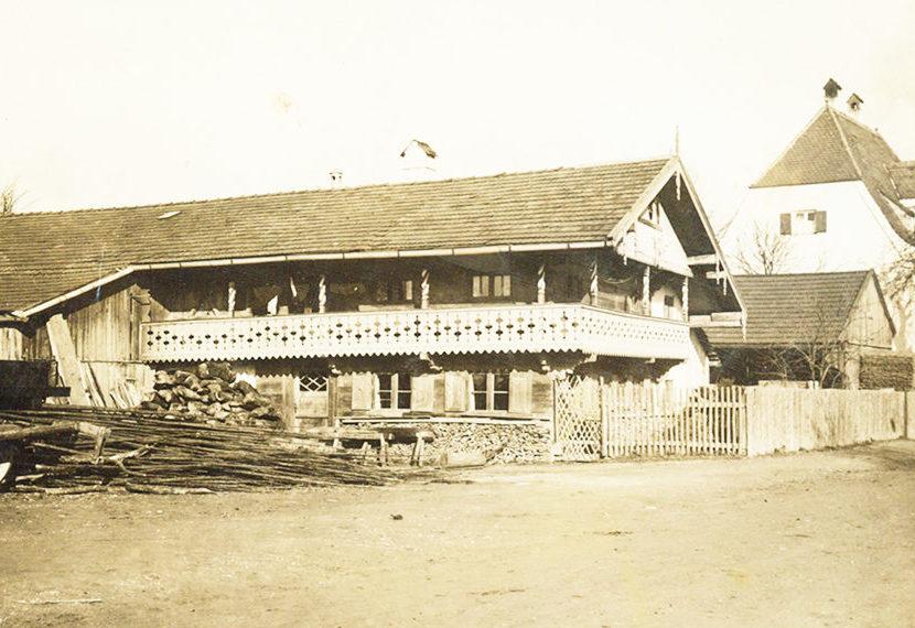 Der Steigerhof auf der Eierwiese