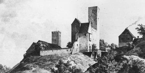 Die Burg Grünwald im frühen, hohen und späten Mittelalter – vom befestigten Zentralhof landesfürstlicher Grundherren zum Jagdschloss der Wittelsbacher