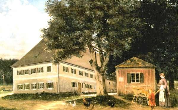 Das Forsthaus Wörnbrunn – ein Wirtshaus mit Geschichte