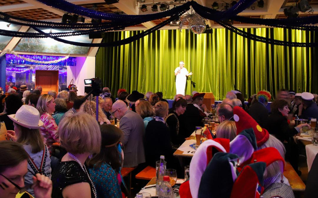 Das Faschingstheater 2020 am Rosenmontag – letzte Veranstaltung vor Covid 19